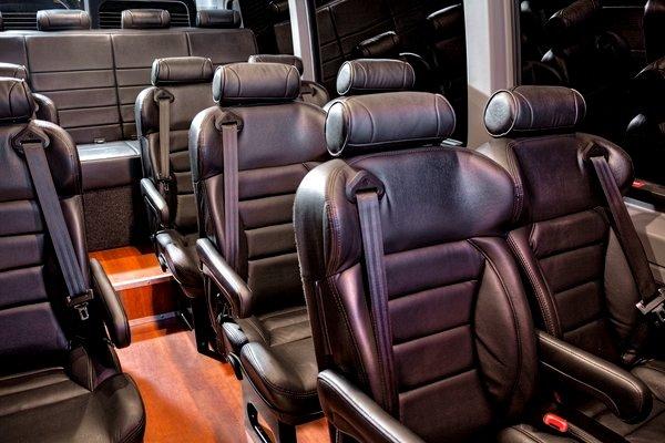 Key transportation sprinter van ground transportation for Mercedes benz van interior