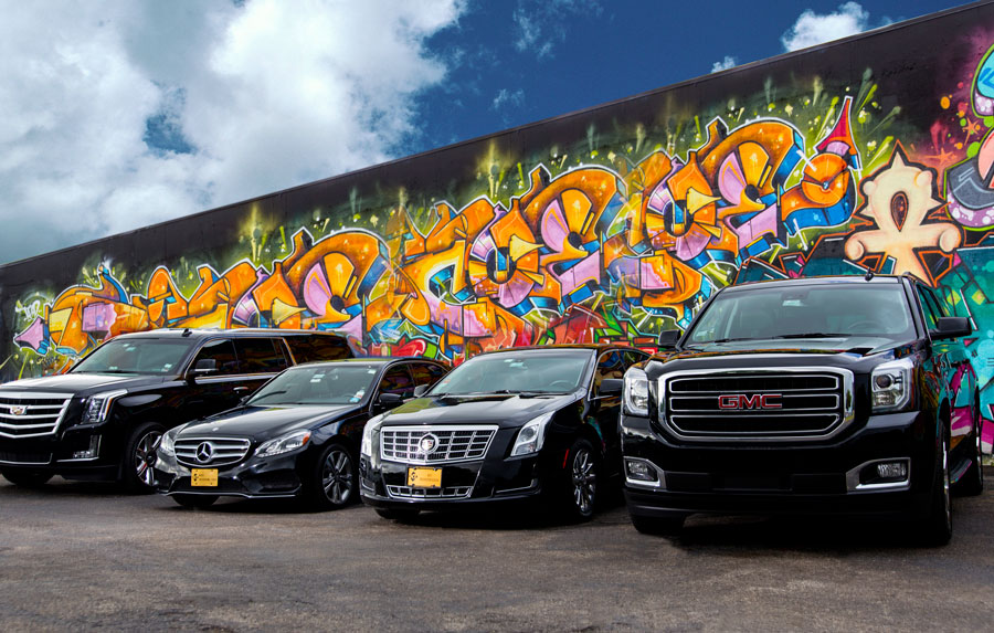 art basel vip car service