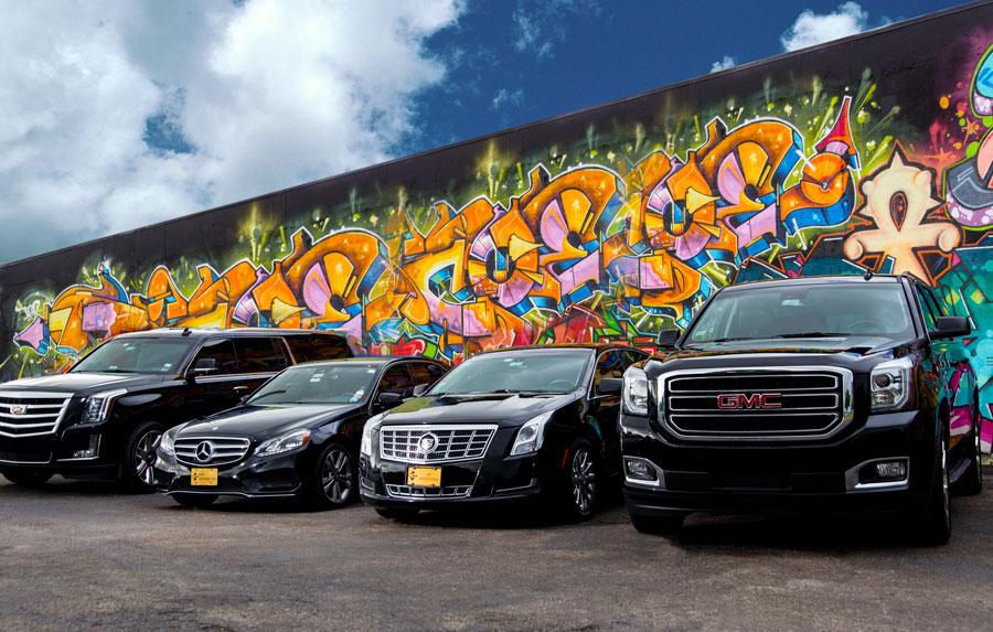 art basel vip car service